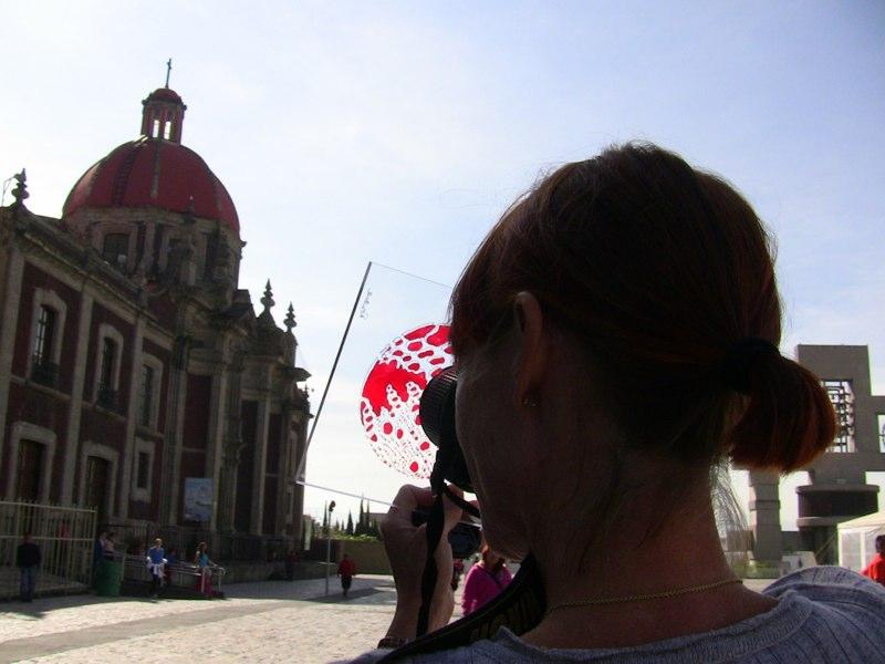Basilika de Guadalupe 2011 Mexiko