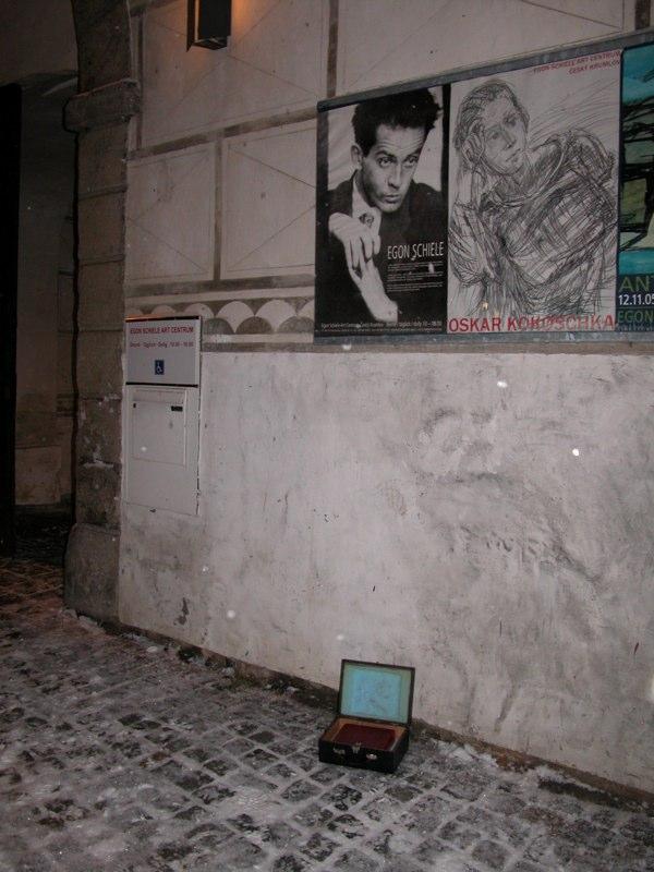 Egon Schiele 1_ CZ 2005