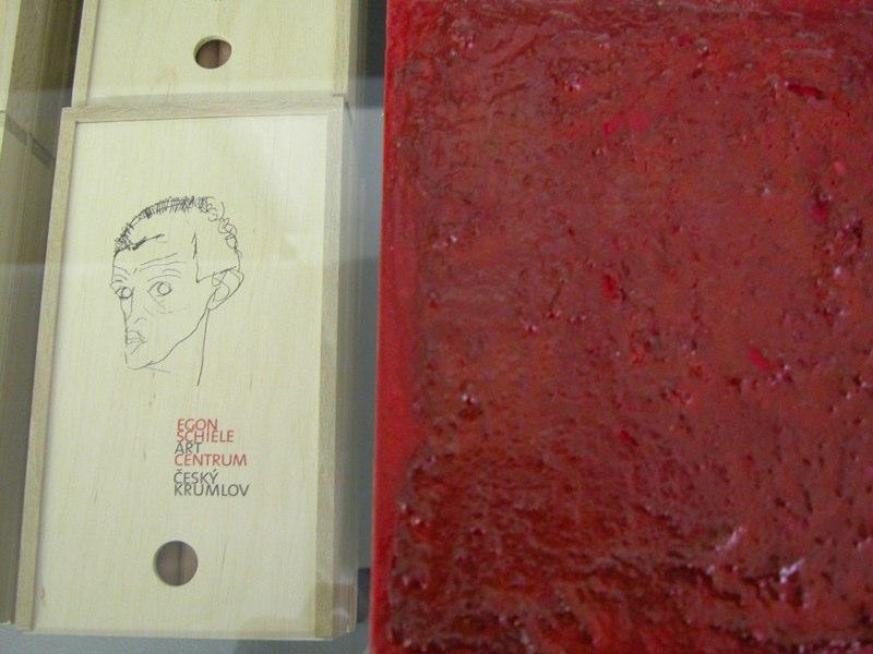 Egon Schiele 2_ CZ 2005