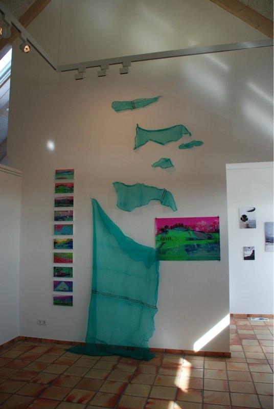 """""""yangtzecolour""""2012 Kunstforum MainTurm Flörsheim"""