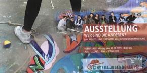 Ausstellung zum Thema Vielfalt und Diskriminierung