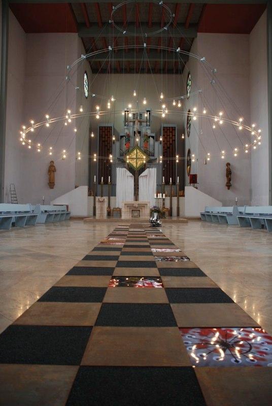 carpet of spirit4_2012 St.Elisabeth, Wiesbaden