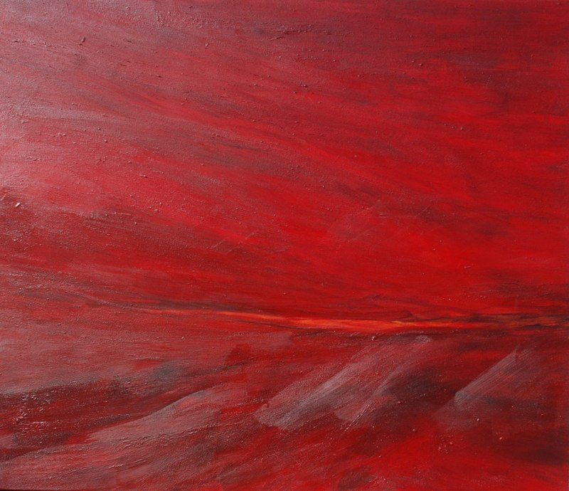 farbnaturen16_2009, 120x140 cm