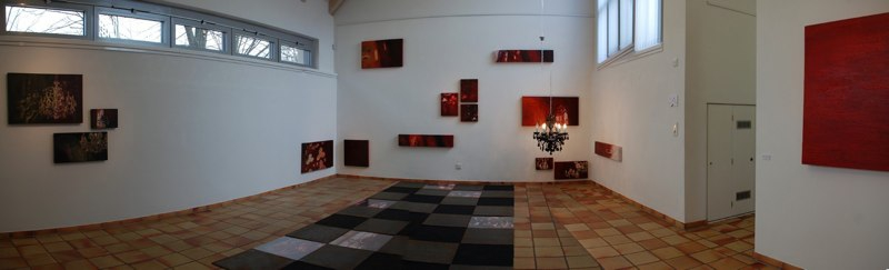 """carpet of spirit2"" MainTurm Flörsheim 2009"
