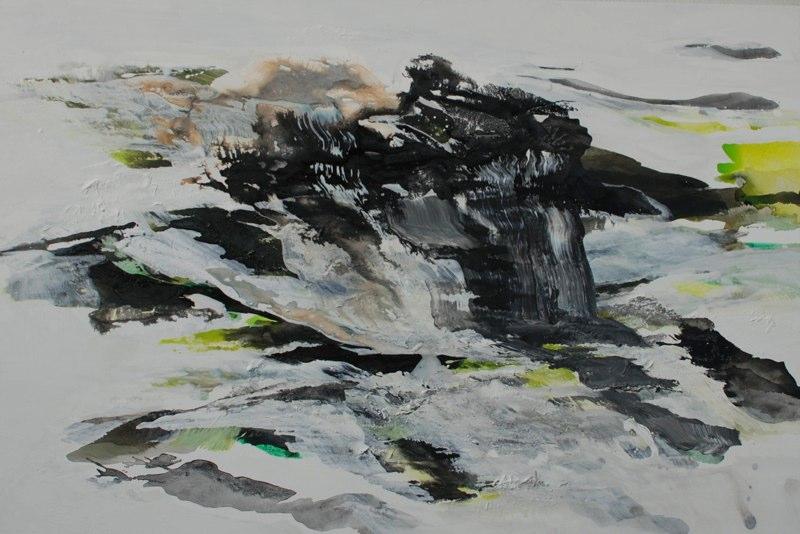 yangtzeLandschaft11_2010,100x150 cm