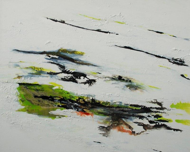 yangtzeLandschaft13_2010, 80x100cm