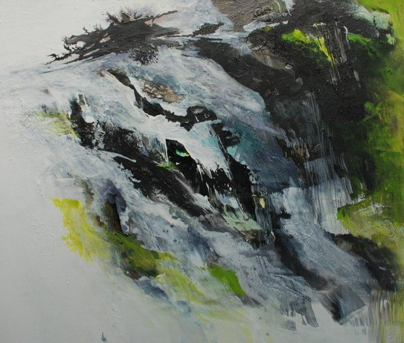 yangtzeLandschaft9 2010,120x140 cm